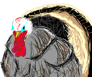 Realistic Turkey (Alive or Dead IDK)