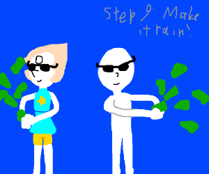 Step 8: Give Pearl Money