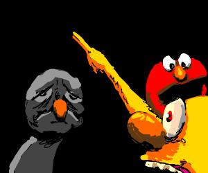 Grey-Mo wants to join Elmo/Yelmo on Drawcptn