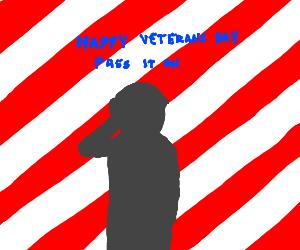 Happy Veterans Day! (pio)