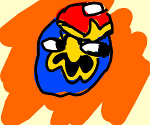 angry dedede