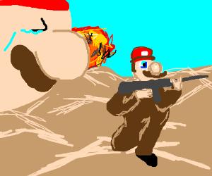 Mario PTSD