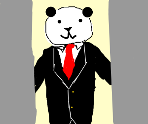 That there panda man