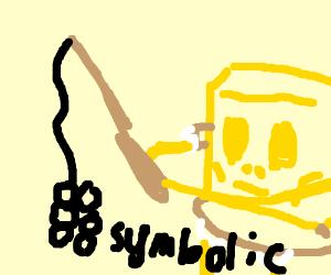 fishin with spongebob