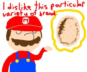 Mario says No to PITA