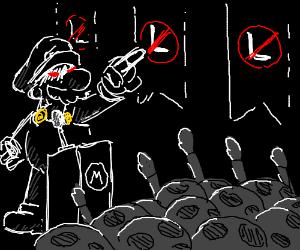 The Great Mario Wars