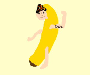 thicc todd  from scrubs  in a banana hammock thicc todd  from scrubs  in a banana hammock   drawing by      rh   drawception