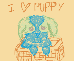 Puppy Love (Literally)