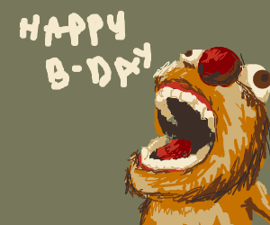 'appy birthday! (birthday PIO)