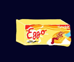 Accurate Eggo Box