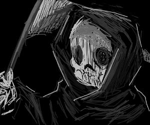 Scribbly death