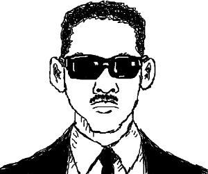 Will Smith (MIB style)