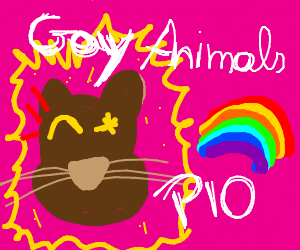 ... Gay animals PIO?