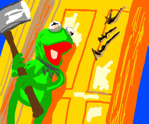 Here's Kermit! (The Shining)