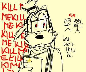 Goofy the divorce counselor