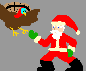 thanksgiving vs christmas