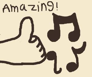 Amazing sound!