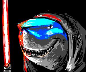 Darth Bruce, the Sith Shark