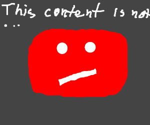 That annoying [:/] YouTube icon