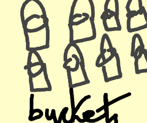 8 BUCKETS