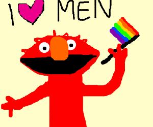 Gay elmo pics