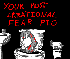 Your Most Irrational Fear PIO </3