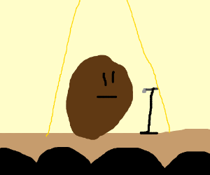 Potato Comedian