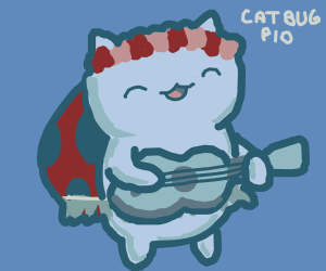 Catbug PIO (Bravest Warriors)