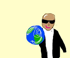 Mr. Worldwide Meme - Drawception