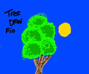 Tree draw PIO