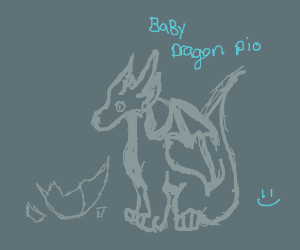Baby Dragon (PIO)