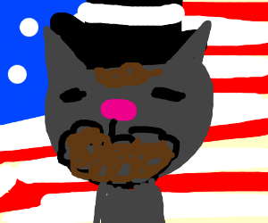 Abe Lincoln the cat