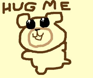 anime bear