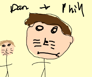 Dan and Phil P.I.O
