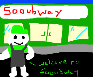 Welcome to Sooubway
