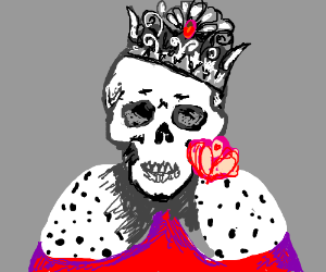 the evil king of roses
