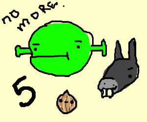 Shrek 5 - Everything's Ogre Now