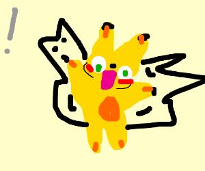 Ascended Pikachu