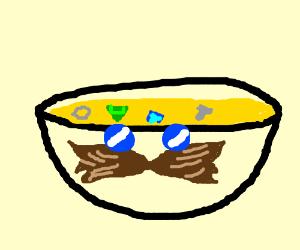 Doctor Eggman's Deadly Eggly Egg Soup!