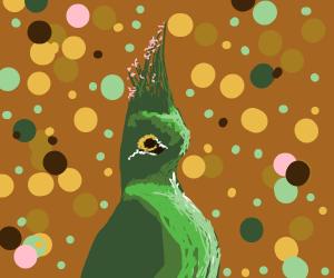 Bird with no beak