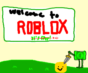 Welcome to roblox!