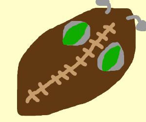 Alien football