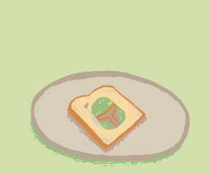 Boba Fett toast