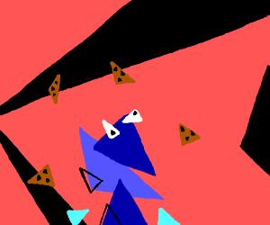abstrakt cookie monster