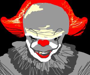 Axe Murder Clown