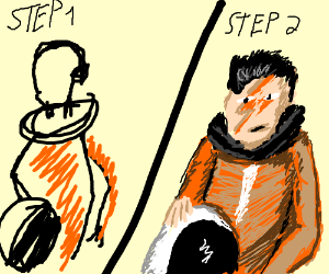 drawing tutorials in a nutshell