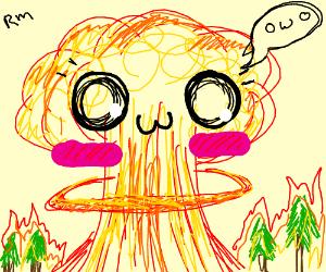 Kawaii explosion