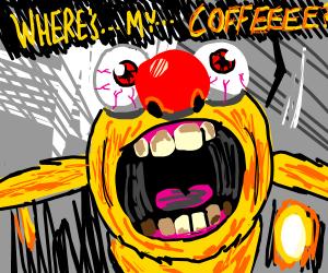 Yellmo yells