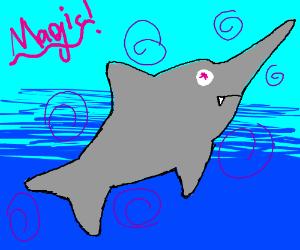 Magic Swordfish