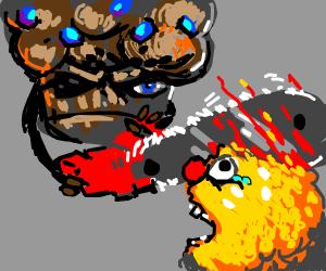 asdf muffin attacks yelmo